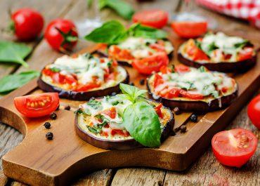 بيتزا صحية قليلة السعرات الحرارية